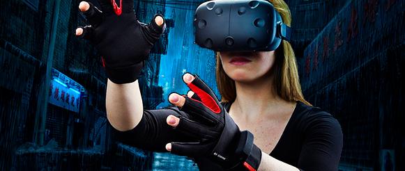 mandos controladores realidad virtual
