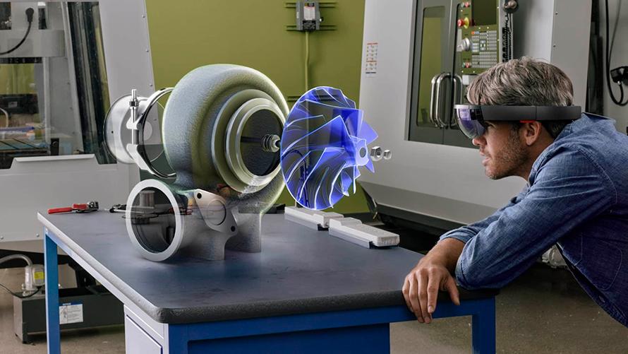 realidad aumentada, realidad virtual y realidad mixta