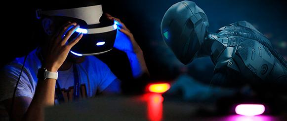 videoconsolas para realidad virtual