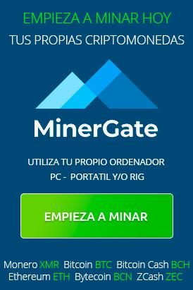 Empieza a minar bitcoins con Minergate y tu ordenador