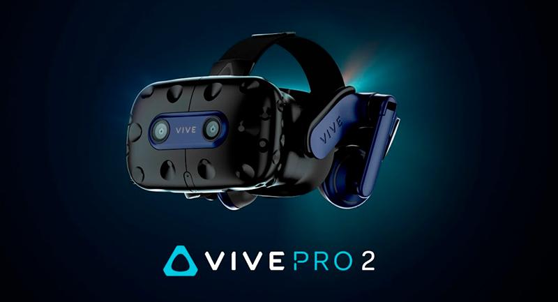 HTC Vive Pro 2 Resolución 5K
